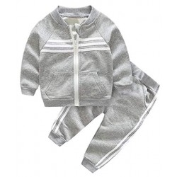 Boys Girls 2 Pieces Sweatsuit, 18 Months-13 Years