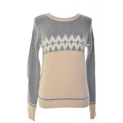 Pullover Sweater, Sand, Medium