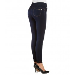 Luxe Denim 4-Way Stretch Skinny Jeans