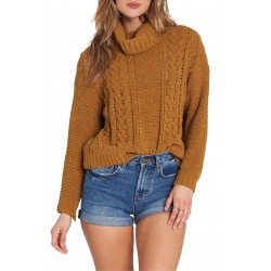 Women's Long Sweater Turtleneck