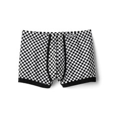 Boxers  with rebellious checks