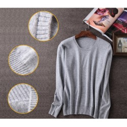 Cashmere Sweater Female Knitted Pullover