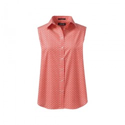 Supima Non-Iron Sleeveless Shirt