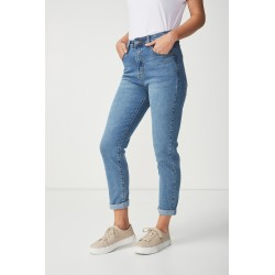 High Rise 90S Stretch Jean