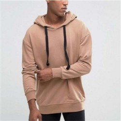 Oversized Fitness Gym Sports Wear Wholesale Blank Pullover Hoodies