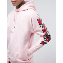 Hot Fashion Design Fleece Men Hoodie with Printing