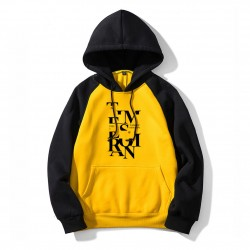 Man Woman Child Cotton Autumn Spring Winter Hoody