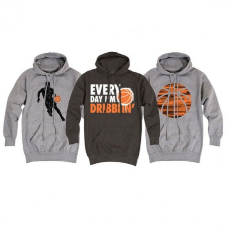 Custom Cotton Quick Drying Basketball Hoodie for Fans