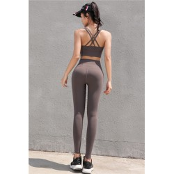 Fitness Gym Clothing Women Sport Yoga Compression Pants Leggings