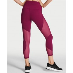 OEM Sexy Womens Custom Private Label High Waist Nylon Spandex Mesh Skin Tights Yoga Pants Leggings Cheap Wholesale