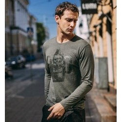 Long Sleeve Men′s T-Shirts