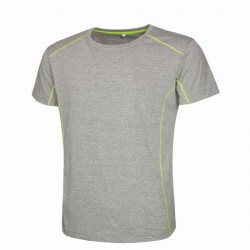 Mens Gym Sport Merino Wool Tshirt