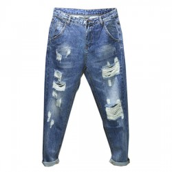 Wholesale Men′s Fashion Custom Denim Jeans