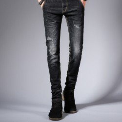 High Quality Fashion Men′s Custom Denim Jeans