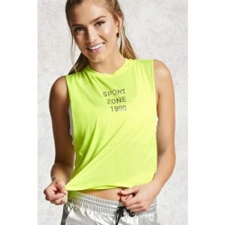 Active Graphic Tank Top
