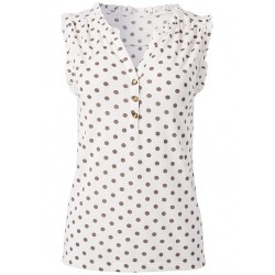 POLKA DOT TOP TWO PACK