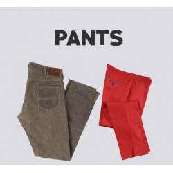 High Quality Straight Twill Pants