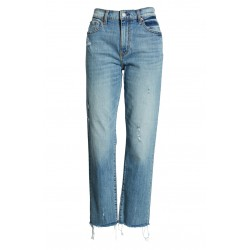 Straight Up Crop Jeans