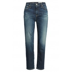 Ankle Straight Leg Jeans