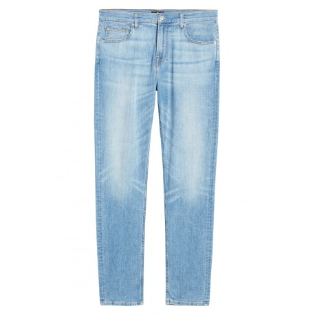 Slim Tapered Leg Jeans