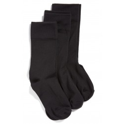 3-Pack Ultrasmooth Crew Socks