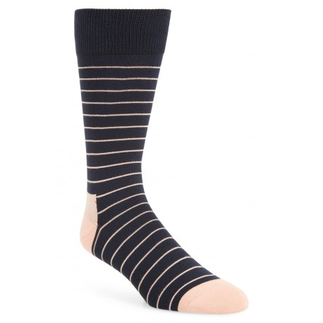 Ultra Soft Stripe Socks