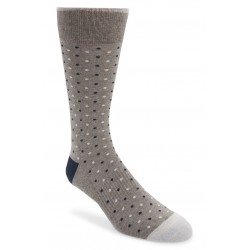 Mini Dot Cushion Foot Socks