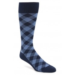 Ultrasoft Buffalo Check Socks