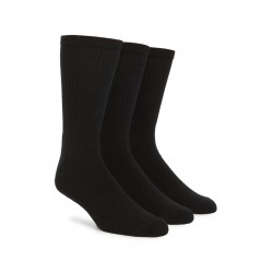 3-Pack Crew Cut Athletic Socks