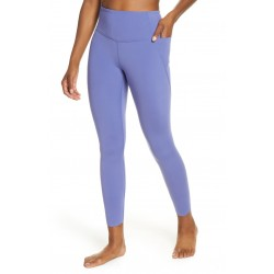High Waist Pocket 7/8 Leggings