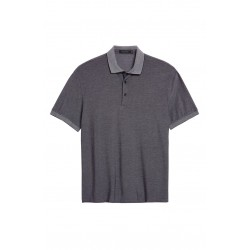 Classic Fit Short Sleeve Piqué Polo