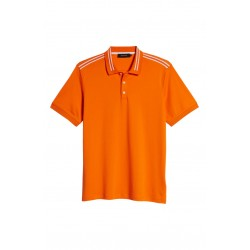 Short Sleeve Pima Cotton Polo