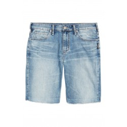 Regular Fit Jean Shorts
