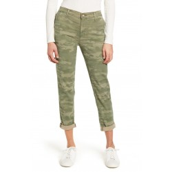 Camo Twill Trousers