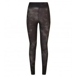 Dark Grey Acid Wash Leggings