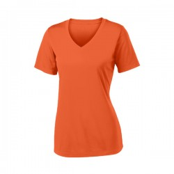 WOMEN V NECK TSHIRTS