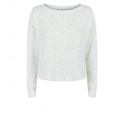 Brushed Rib Pyjama Sweatshirt
