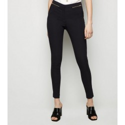 Slim Leg Bengaline Trousers
